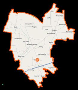 Baranów_(gmina_w_województwie_mazowieckim)_location_map